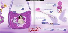 Per tutte le V-lovers Tutti i prodotti Disney Violetta in anteprima assoluta