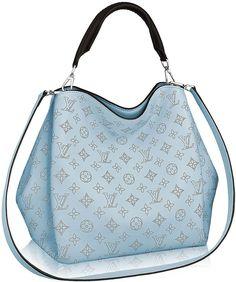 When Louis Vuitton introduced the Babylone Bag, we were like: 'yeah, it's alright'. Vuitton Bag, Louis Vuitton Handbags, Purses And Handbags, Cross Body Handbags, Leather Bag, Monogram, Shoulder Bag, Fashion Bags, Fashion Fashion