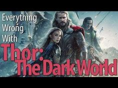 Movie Mistakes From Thor - The Dark World - #funny #movie