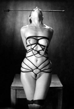 Love Bondage corset outdoor did they