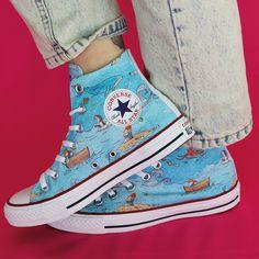 notlikeyou | customized Shoes (notlikeyou0039) auf Pinterest