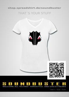 SOUNDBUSTER music, shirt, dragon, design, sound, disco, fashion,