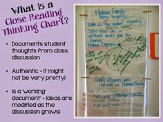 Wondering about Close Reading? This detailed post is such a great resource...and there is a freebie too!