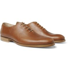 MR. HARE    FELA LEATHER OXFORD SHOES