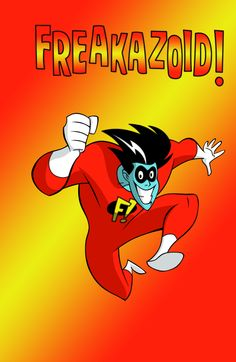 Freakazoid! is one of the most underrated, hilariously outrageous cartoons, that always makes me laugh.