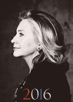 Hillary Rodham Clinton, former First Lady of the United States, United States Senator for the State of New York, former Secretary of State.