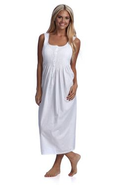 2c3ffa7218 This handmade nightgown is embellished with tatting lace design. It s made  of 100% cotton