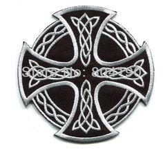 3d celtic cross tree tattoos for men tattoo ideas and inspiration black white celtic cross irish goth tattoo druids wicca pagan sew on iron on patch publicscrutiny Gallery