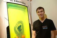 Conheça a Bio Robot, a geladeira feita com gel | MADMAG