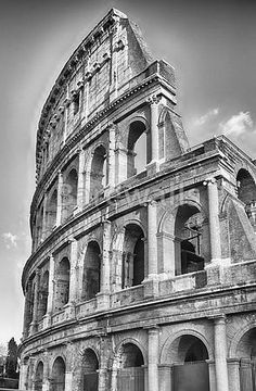 """The Colosseum, Rome"" - Rome posters and prints available at Barewalls.com"