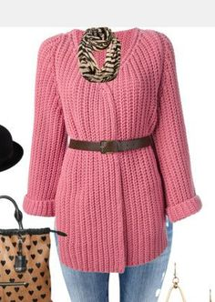 Pink layers
