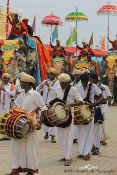 Mysore music festival.