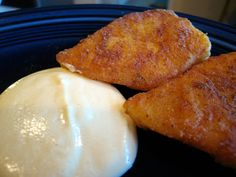 Lemon-Dijon Sauce for fried fish | The Spiced Life