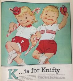 K is for....