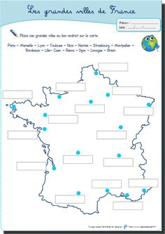 How To Speak French, Learn French, Student Teaching, Teaching Tools, High School French, French Worksheets, French Education, French Expressions, Core French