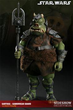"""Star Wars 12"""" Gartogg  Gamorrean Guard"""