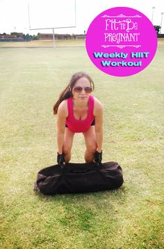 HIIT Workout for Pregnancy – Knocked Up Workout