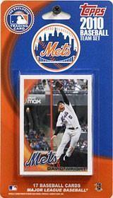 New York Mets 2010 Topps Team Set