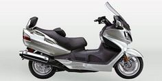 Suzuki Burgman 650 Executive 2011