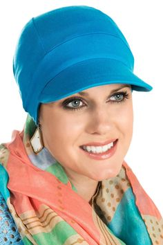Classic Baseball Cap in Luxury Bamboo by Cardani  chemohat  cancerhat   baseballhat Hats For d52796ec1f36