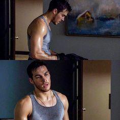 "Chris Wood Fans on Instagram: "".  Chris como Jake Riley no episódio 1x03 de #Containment.  Chris as Jake Riley on #Containment's 1x03 episode."""