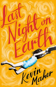 Last Night on Earth - cover design by Leo Nickolls