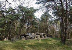 Hunebed Emmen (jaartal: 2000 tot 2010) - Foto's SERC