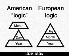 American Logic Vs European Logic...#funny #lol #lolzonline