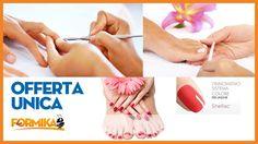 La Formika: Eva's: Manicure, Pedicure, Smalto Shellac mani & piedi. A € 28,90!!! - Eva's