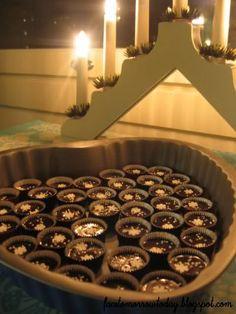 itsetehdyt joulukarkit Tea Lights, Sweets, Candles, Gummi Candy, Tea Light Candles, Candy, Goodies, Candle Sticks, Treats