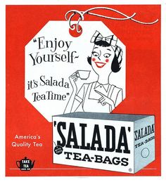 Vintage Tea.