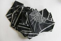 Natibaby Jack makes a perfectly spooky wrap scrap bib! Baby Wearing, Scrap, How To Make, Pants, Shopping, Tops, Women, Fashion, Trouser Pants