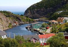 *Quidi Vidi - newfoundland and labrador Newfoundland Canada, Newfoundland And Labrador, Gros Morne, Canadian Travel, Atlantic Canada, O Canada, Prince Edward Island, New Brunswick, Beautiful Places In The World