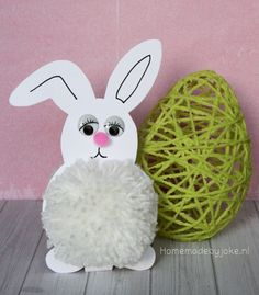 Pompoen konijntje maken - Homemade by Joke Pineapple, Fruit, Pine Apple