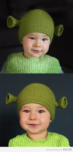 I think I might have to do this to my kids. Hahaha.
