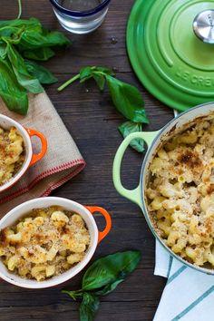 Macarrones con queso by Loleta.es | Cheese macaroni recipe