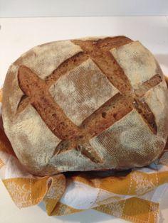 #Pane di semola rimacinata con #licoli