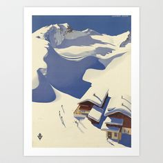 Buy The Alps by Lost & Found as a high quality Art Print. Worldwide shipping available at Society6.com. Just one of millions of products available.