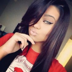 Sew In Hairstyles on Pinterest | Curly Weave Hairstyles, U Part Wig