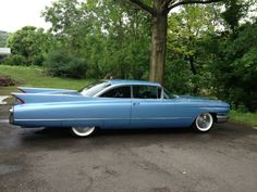 1960 Cadillac Coupe DeVille..Re-pin Brought to you by agents of car insurance at #HouseofInsurance in #EugeneOregon for #CarInsurance
