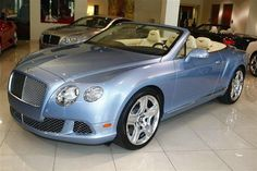 2014 Bentley ContinentalGTC Base AWD 2dr Convertible Convertible 2 Doors Silver Lake for sale in Naples, FL Source: http://www.usedcarsgroup.com/used-bentley-for-sale-in-naples-fl