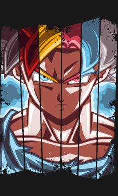 Goku Transformations, Dragon Ball Super