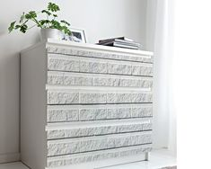 Upgrade your walls with this elegant White Brick Removable Wallpaper adding an exclusive touch to your personal style and surprise your family and friends. More Wallpaper, Fabric Wallpaper, Simple Addition, Self Adhesive Wallpaper, Cool Patterns, Textured Walls, Fabric Material, Furniture Decor, Brick