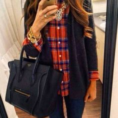I love preppy clothes and hippy clothes. Preppy Mode, Preppy Style, Style Me, Style Blog, Fall Winter Outfits, Autumn Winter Fashion, The Cardigans, Estilo Preppy, Looks Jeans