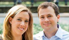 Jill Silverman and Oren Schwartz, who met through JDate, were married Dec. 2 at the Yale Club in New York.