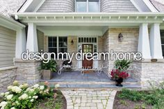 design my dream home