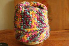 Crochet Newborn or Preemie cap in soft by BlissfulFiber on Etsy, $4.00