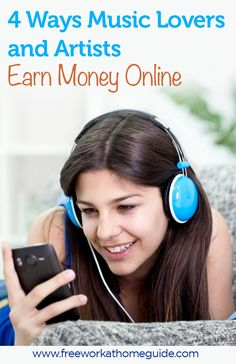 Have a good ear for music like myself?  Read on to learn how you can use your music skills to earn money online.