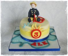 sam the fireman by qualcosa di dolce, via Flickr
