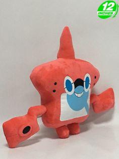 Pokemon Inspired Plush Doll - Merchandise 30 cm in Toys, Hobbies, Action Figures, TV, Movie & Video Games | eBay!